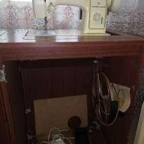 Швейная машинка Чайка 142 М, в Комсомольске-на-Амуре