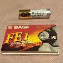 Блокнот наклеек - кассеты BASF, для коллекции, в Москве