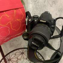 Фотоаппарат Nikon D5000, в Санкт-Петербурге