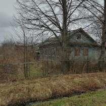 Земельный участок с домом, в Вологде