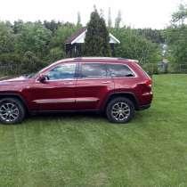 Продам автомобиль Джип Гранд Чероки 2012г бензин, в г.Минск