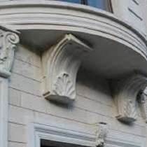Консоли из мрамора и известняка, в Нижнем Новгороде