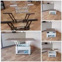 Механизм стол - трансформер журнальный-обеденный, в г.Кишинёв