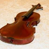 Original Vintage Geige sehr wunderschone rote Viola !, в г.Фёльклинген