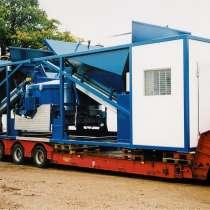 Мобильная бетоносмесительная установка Sumab K-80, в г.Zvanovice