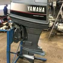 Мотор Yamaha 90 без редуктора, в Москве