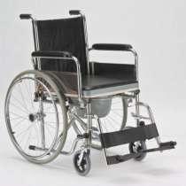 Продам кресло-каталку с санитарным оснащением б/у, в Сыктывкаре