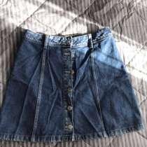 Джинсовая юбка H&M, в Пскове