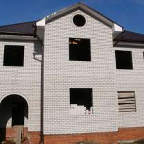 Строительство домов, в Сергиевом Посаде