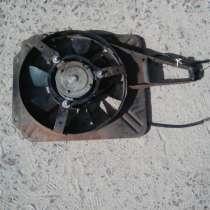 Вентилятор радиатора с диффузором на ваз 05, 07, в Воронеже