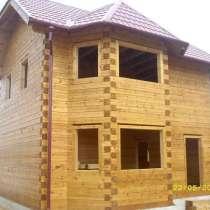 Строительство домов из бруса, в Улан-Удэ
