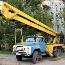 Автовышки АГП 22, в г.Астана