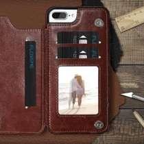 Чехол-кошелёк как на фото, совершенно новый, в Самаре