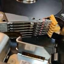 Восстановление данных с жёсткого диска, SSD, флеш памяти, в Санкт-Петербурге