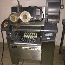 Весовой этикетировщик-упаковщик DIGI AW-4600FX, в Москве