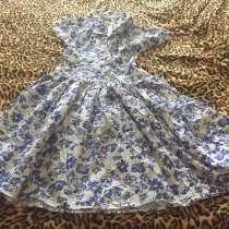 Платье 118 см, в Омске