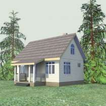 Каркасный дом 96м2 для круглогодичного проживания, в Екатеринбурге