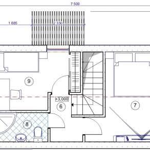 Продам квартиру 60кв. м. 2000000р. Ипотека!, в Севастополе
