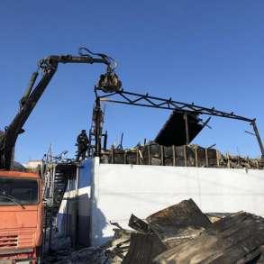 Демонтаж металлоконструкций, в Москве