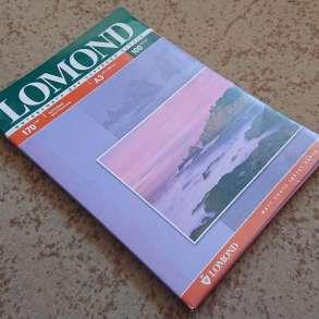 Фотобумага для струйной печати Lomond Матовая А3, в Самаре
