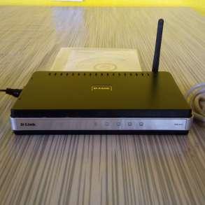 Wi-Fi роутер D-link DIR-615, в Екатеринбурге