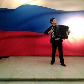 Профессиональный поющий баянист на свадьбу и юбилей, в Ульяновске