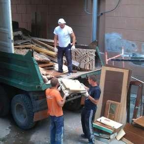 Вывоз строительного мусора, в Бору