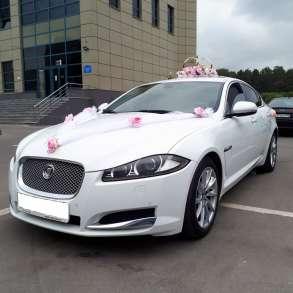 Автомобиль с водителем Ягуар xf, автомобиль на свадьбу, в Электростале