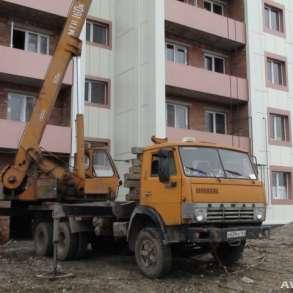 Услуги автокрана в Ростове на Дону, в Ростове-на-Дону