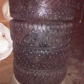 Продается зимняя резина, в Воткинске