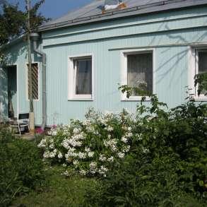 Продаю полдома с коммуникациями для ПМЖ в 40 км от Москвы, в Домодедове
