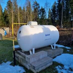 Ёмкость для газа, в г.Таллин
