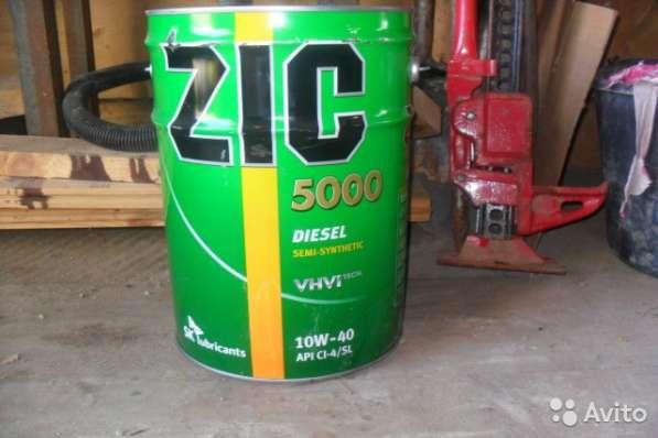 Продам масло ZIC10W40 дизель