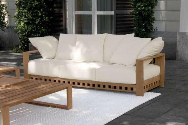 Садовая, уличная мебель из массива от Производителя