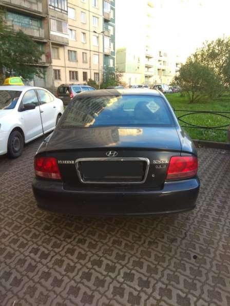 Hyundai, Sonata, продажа в Санкт-Петербурге в Санкт-Петербурге фото 9