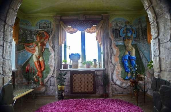 Ручная лепнина, барельеф, декор стен в Сергиевом Посаде фото 14