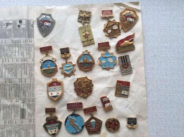 Коллекция. Значки и медали. 4000 шт в фото 4