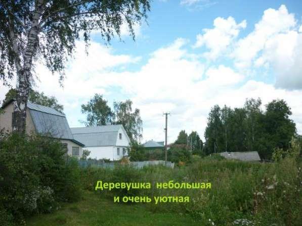 Дом 100 кв. м. с участком ИЖС с гаражом и банькой