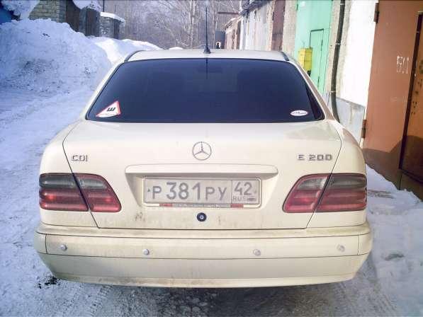 Mercedes-Benz, E-klasse, продажа в Кемерове в Кемерове фото 3