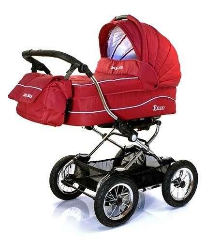 Продается коляска enzo jekky kids