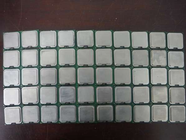 Intel Pentium 4 Socket 775 разные 50 штук