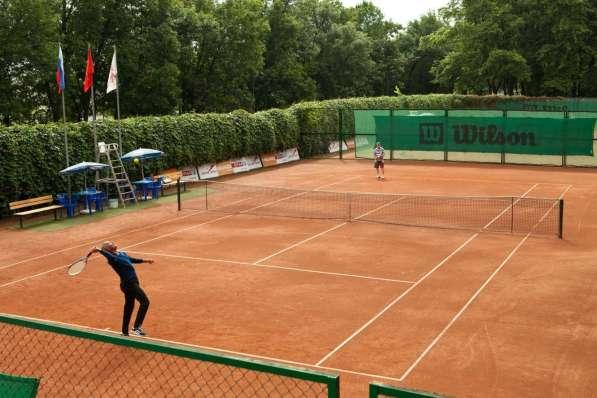 Теннисный корт по доступной цене и в минимальные сроки в Екатеринбурге фото 3
