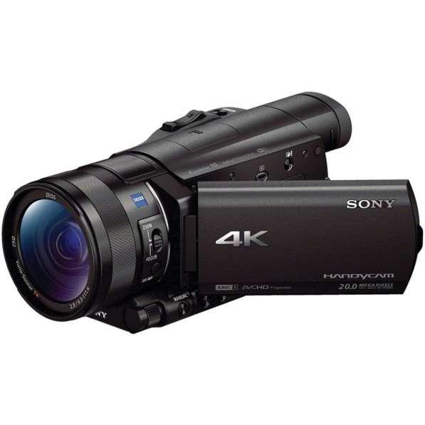 Видеокамера 4K Sony FDR-AX100