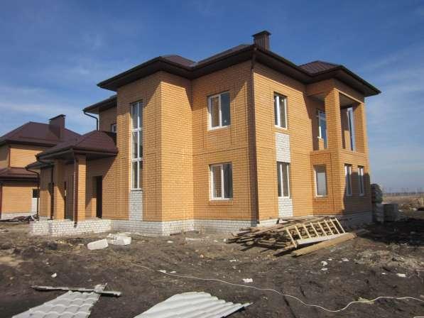 Строительство домов коттеджей, дач под ключ в Воронеже фото 5