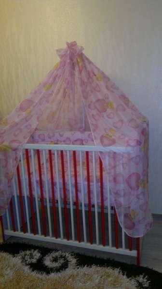 Кроватка для девочки в Калининграде фото 3