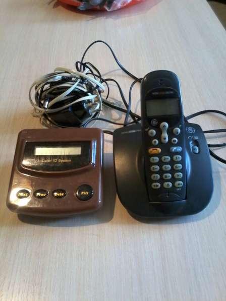 Радиотелефон с определителем
