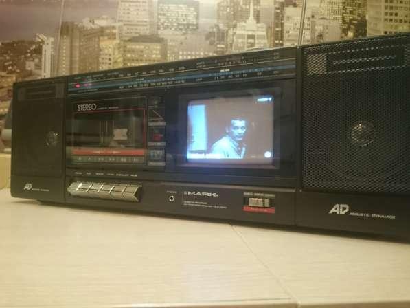 Магнитола с телевизором Prelude Корея