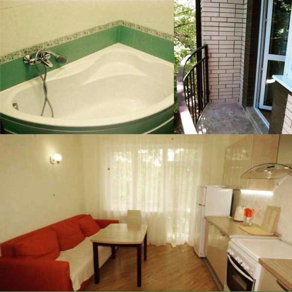 Продам новую 1-к квартиру в Геленджике!