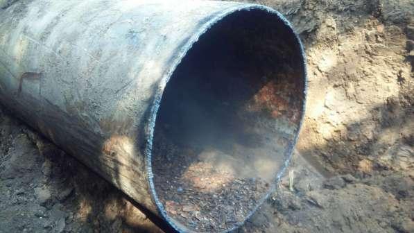 Трубы б/у 1020х10мм вода п/ш со склада в Батайске