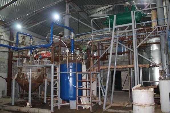 Устанавливаем оборудование рециклинга, регенерации, (восстан